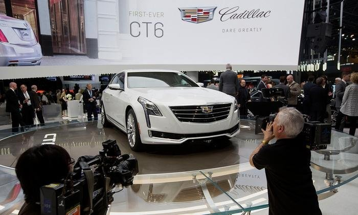 2016 Cadillac Ct6 Pricing Released