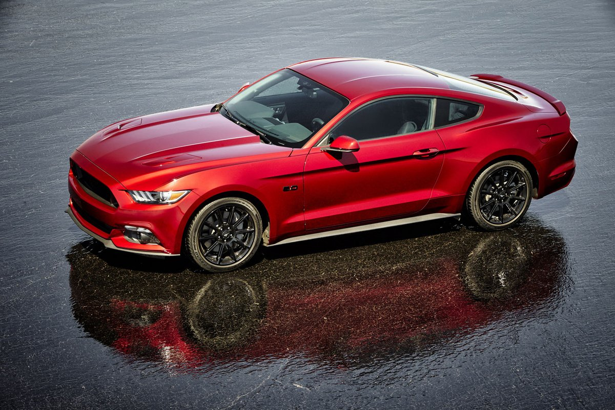 2016 Ford Mustang Trakpak By Roush Performance
