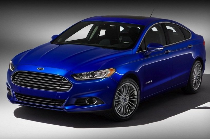 2017 Ford Fusion Will Debut At Detroit Auto Show