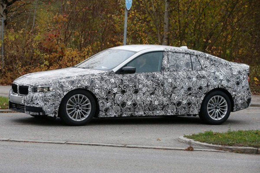 A New Bmw 5 Series Gt Is Coming