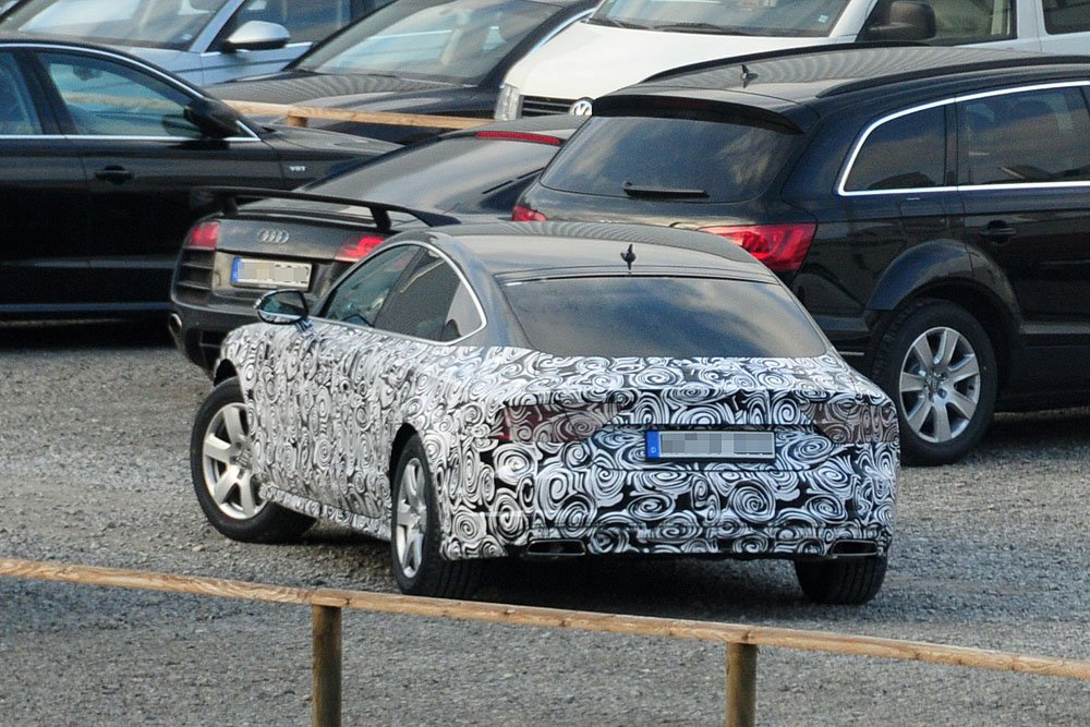 Audi Is Testing A New Generation A7