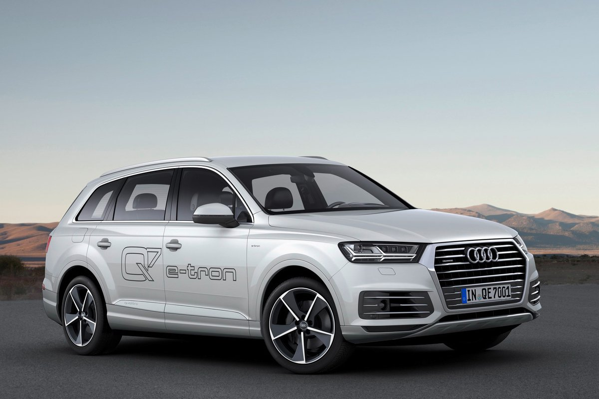 Audi Q7 E Tron Tdi Priced From 80500 Euros In Germany