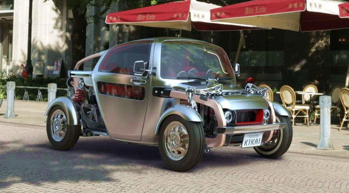 Toyota Kikai Concept Is The Japanese Hot Rod