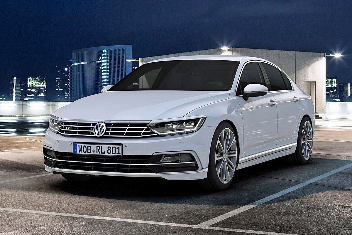 Volkswagen Passat Facelift Launched In The Usa