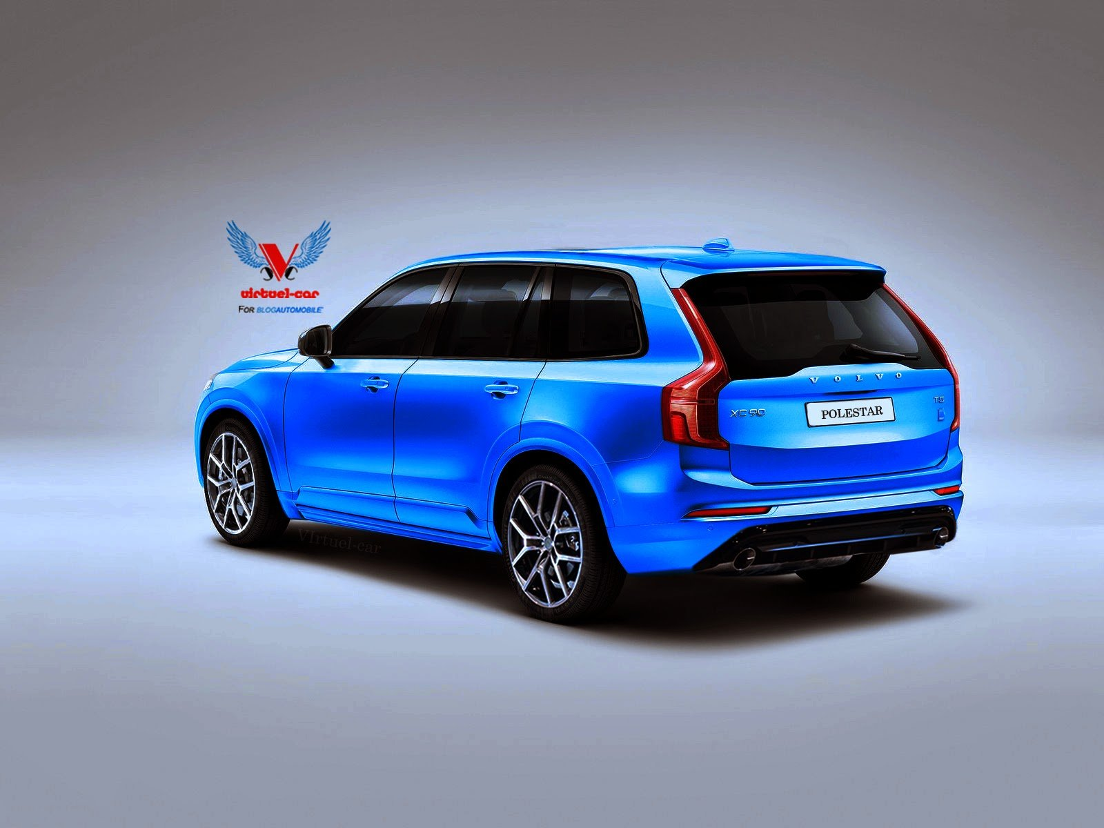 Volvo Gives Xc90 Suv Some Polestar Performance Boost