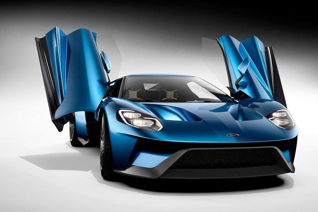 2017 Ford Gt Supercar Sets New Standards