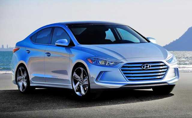 2017 Hyundai Elantra Revealed At 2015 Los Angeles Auto Show