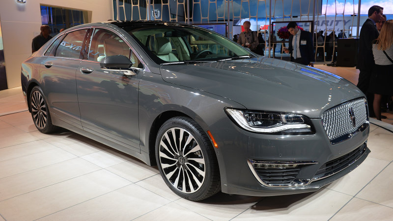2017 Lincoln Mkz Gets 400hp