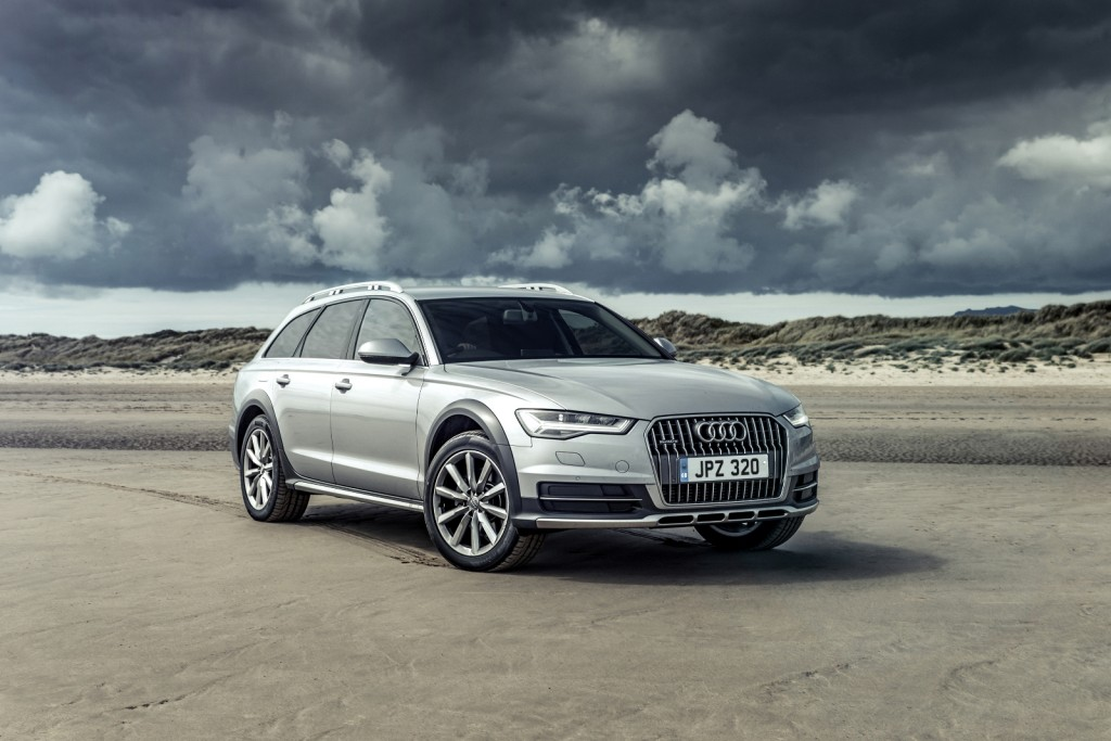 Audi Introduces The A6 Allroad Sport In Uk