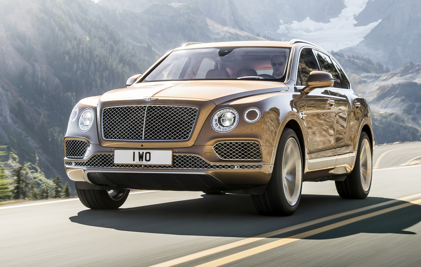 Bentley Bentayga Coupe Suv In The Works