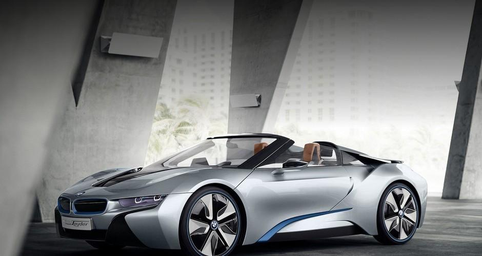 Bmw Will Launch A I8 Spyder Devoid Of The Roof