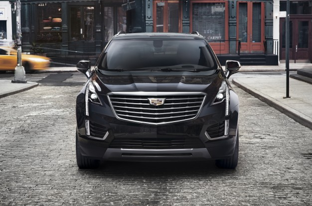 Cadillac Compact Crossover Xt4 Coming In 2018