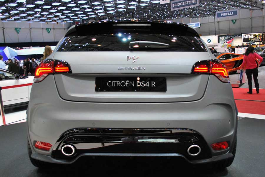 Citroen Ds 4s Will Hit The Chinese Car Market