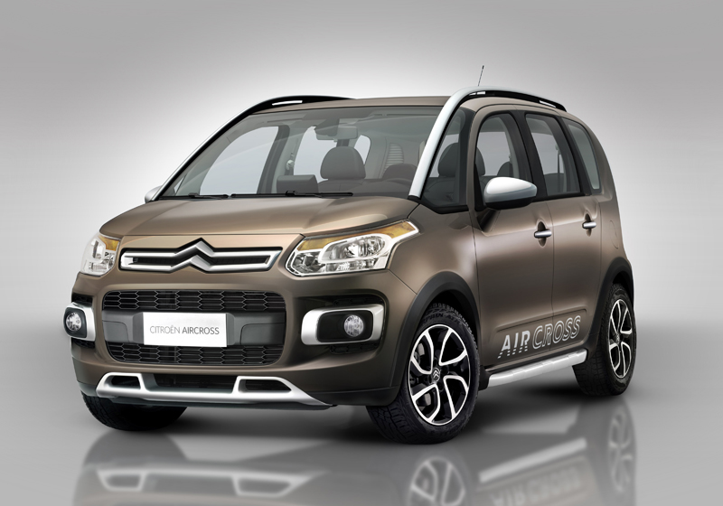 Citroen Launches Updated C3 Aircross