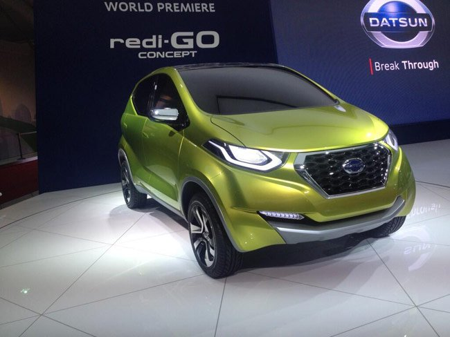 Datsun Concept Crosses Over For 2015 Tokyo Show