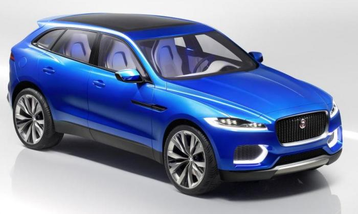 Jaguar Planning All Electric E Pace Crossover