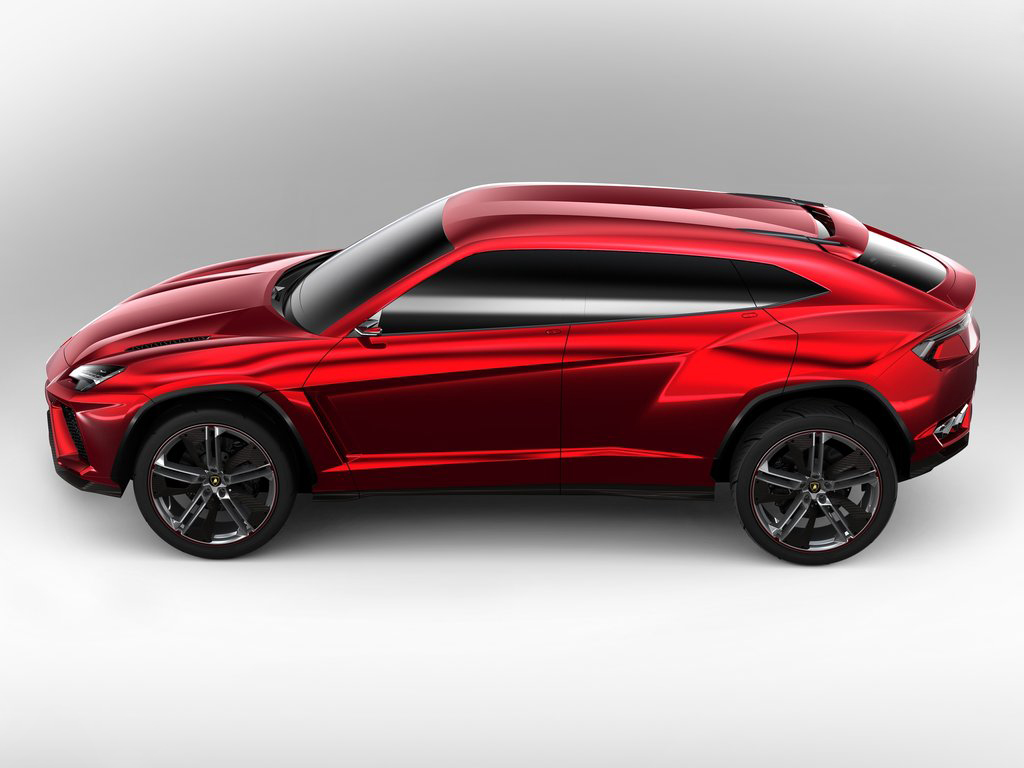 Lamborghini Urus Will Sport 4.0l Twin Turbo V8 Engine