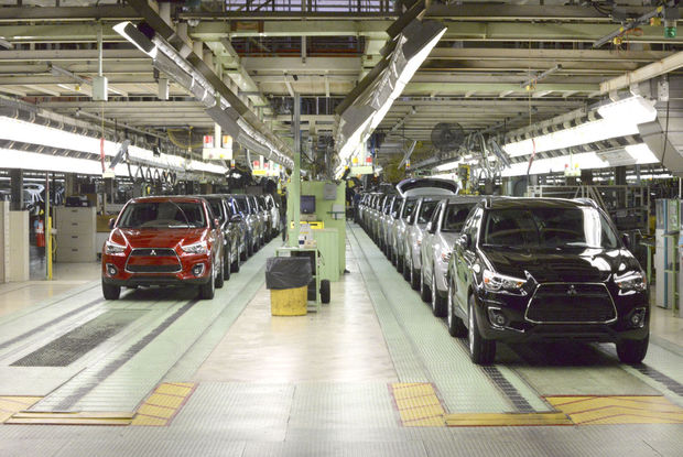 Mitsubishi Closing Normal Plant