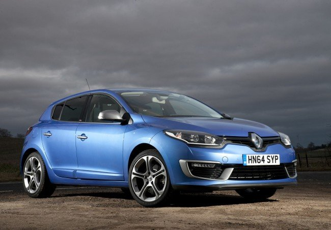 New 2016 Renault Megane Gt First Drive
