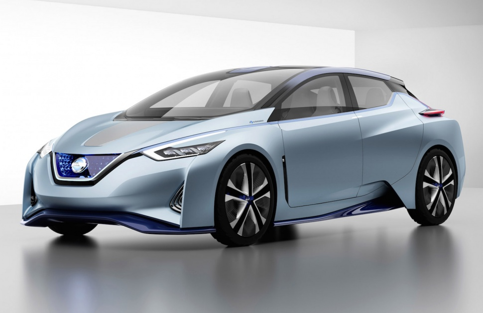 Nissan's First Range Extender Ev Is Coming Next Year