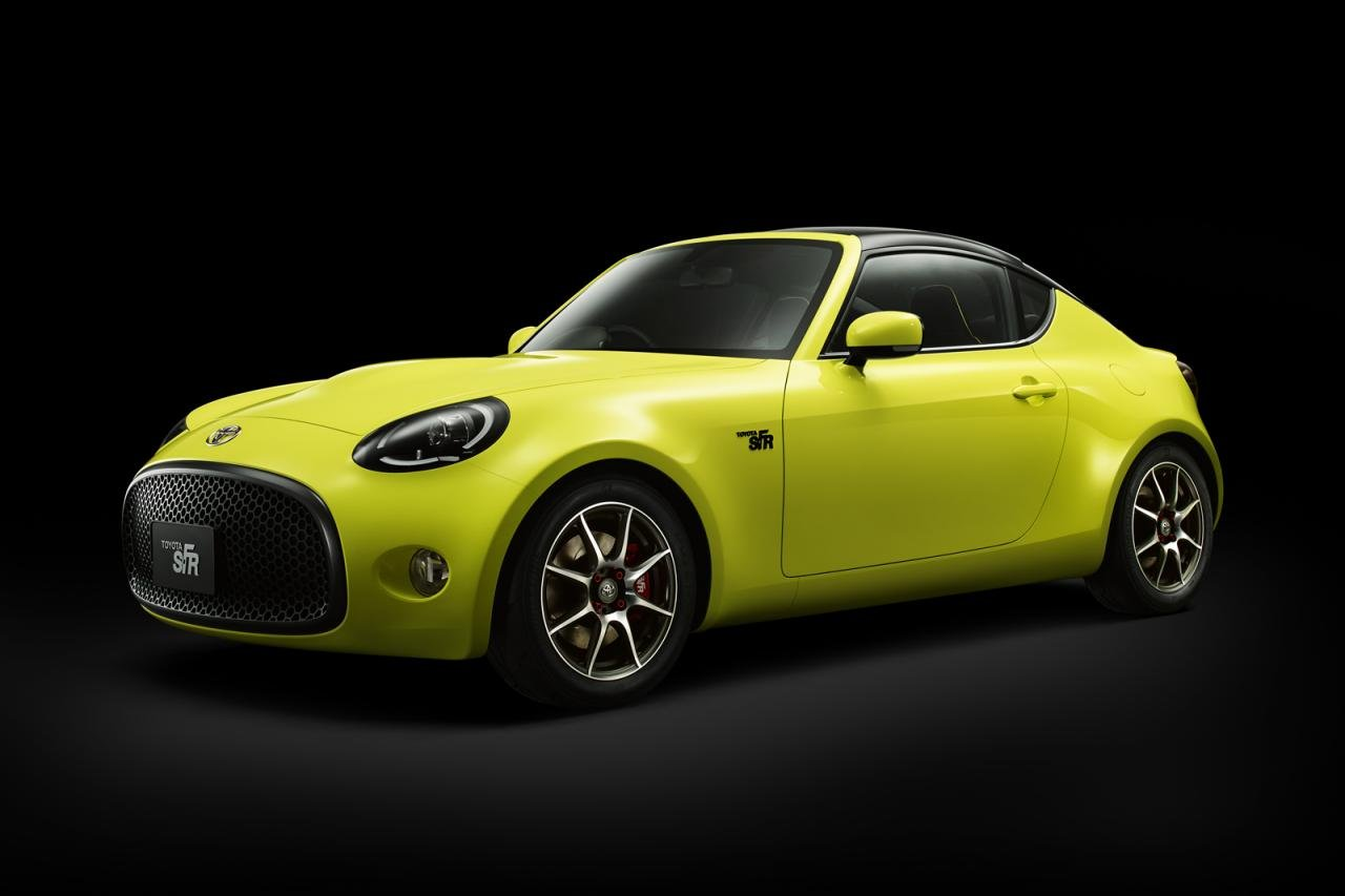Toyota S Fr New Entry Level Sports Car