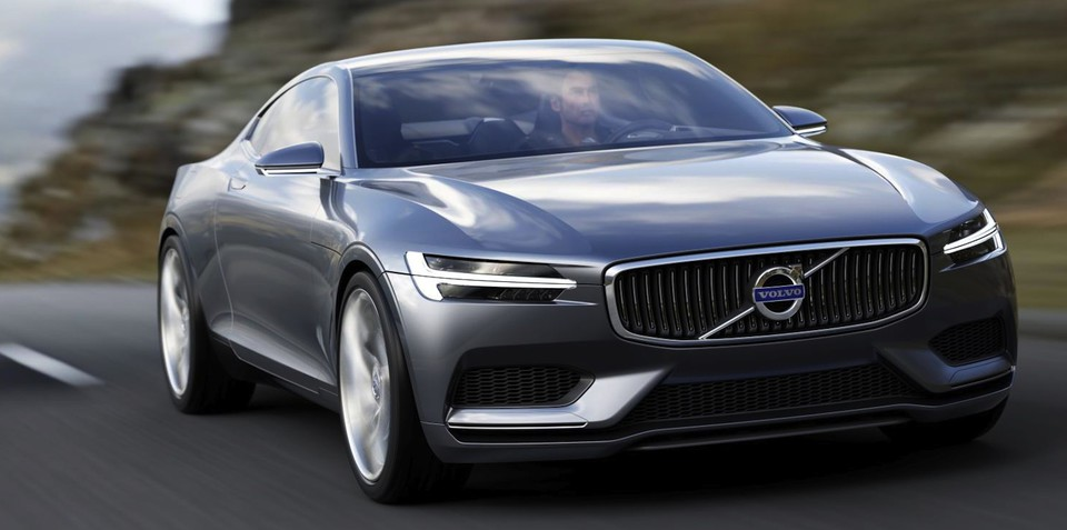 Volvo Lineup To Expand With New Coupe