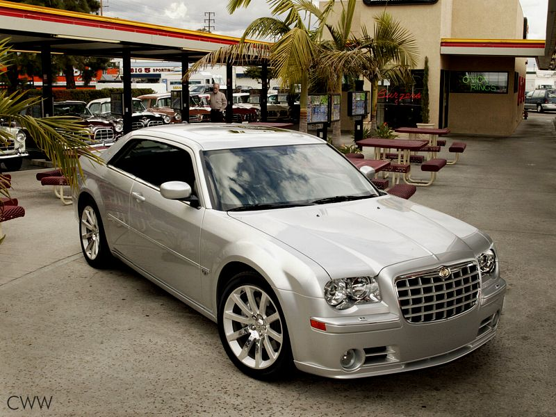 Chrysler 300 Coup