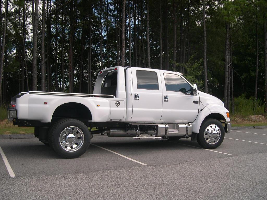 Ford F 850 0701