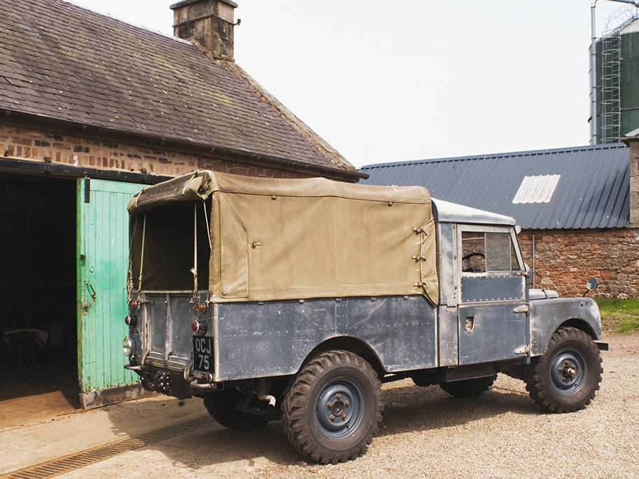 Land Rover 107 Series I