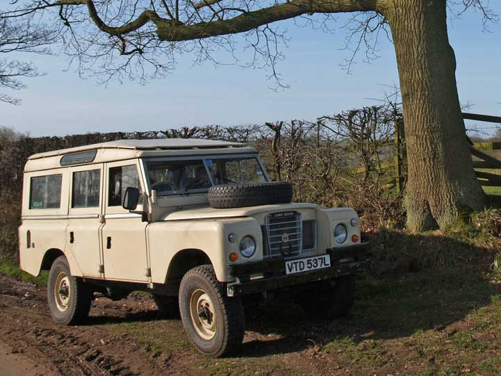 Land Rover 109 Series Iii