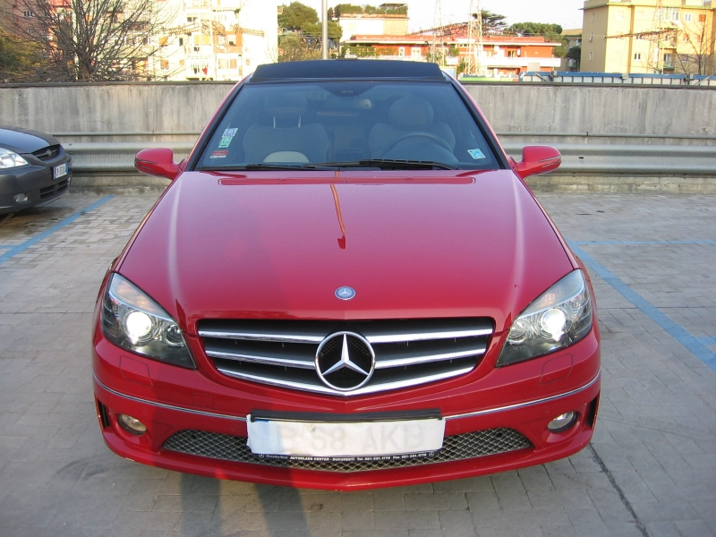 Mercedes benz cl 200