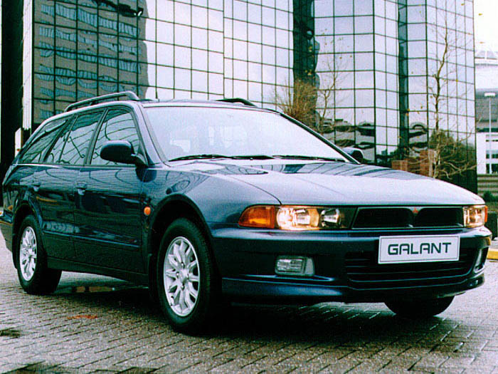 Galant Ralliart Concept