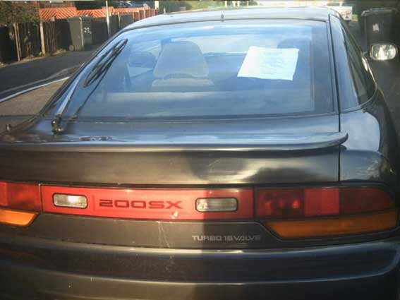 Nissan 200sx 16v Turbo