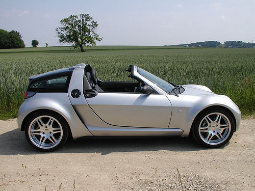 Smart Roadster Coup